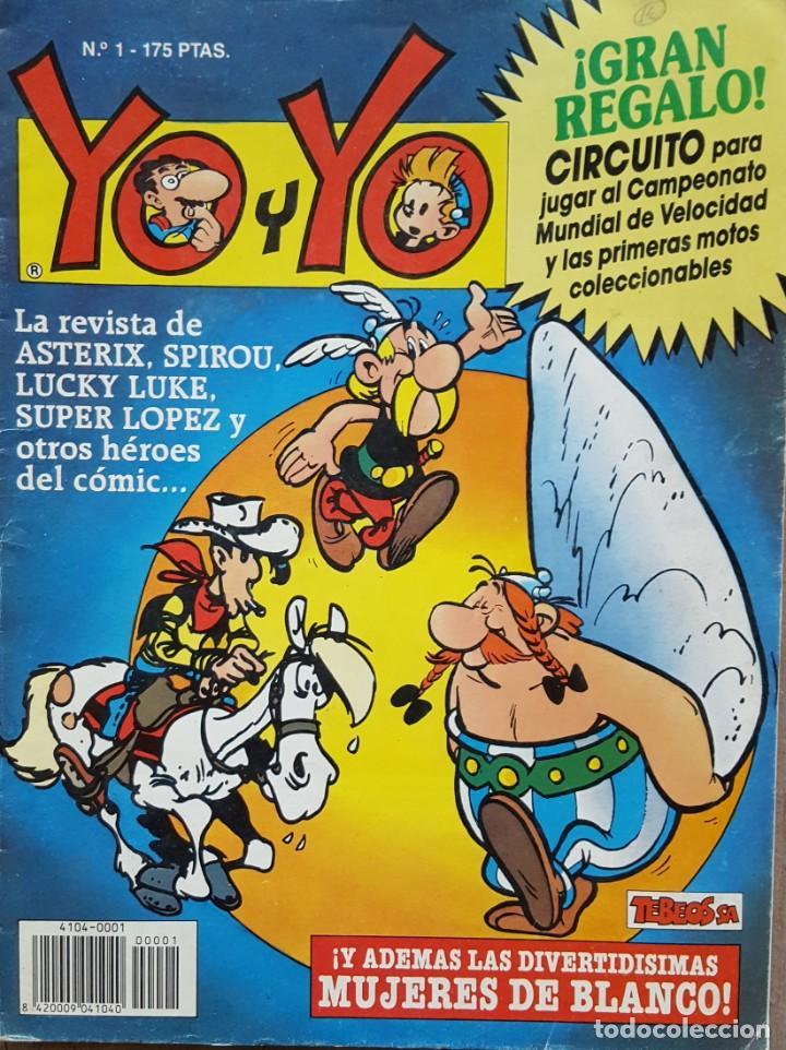 YO Y YO Nº1 (Tebeos y Cómics - Números 1)