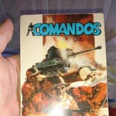 """Tebeos: COMIC COMANDOS """" MUERTE A TODOS LOS COMANDOS"""" NUMERO 1. Lote 207000696"""