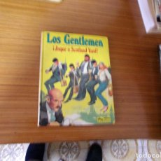 Tebeos: LOS GENTLEMEN Nº 1 EDITA JUNIOR. Lote 208866708