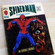 Tebeos: SPIDERMAN 1 VOL II VERTICE ES UNA FOTOCOPIA. Lote 210079118