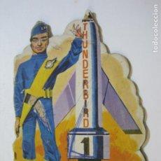 Tebeos: THUNDERBIRD-Nº 1-EDIGRAF-CUENTO COMIC TROQUELADO-VER FOTOS-(V-21.190). Lote 211425804
