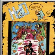 Tebeos: * H2O - Nº 1 - MIGUEL ANGEL MORENO EDITOR 1981 *. Lote 211435167