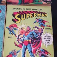 Tebeos: LOTE 4 COMICS DC AÑO 1979 Y 1980 SUPERMAN 1. Lote 211574552