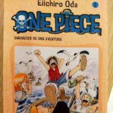 Tebeos: EIICHIRO ODA ONE PIECE 1. Lote 211918327