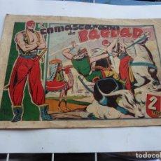 Tebeos: ENMASCARDO DE BANDAD Nº 1 TORAY ORIGINAL. Lote 212049158