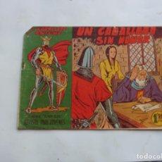 Tebeos: CABALLERO ENIGMA Nº 1 EDITORIAL ACROPOLIS ORIGINAL. Lote 212049375