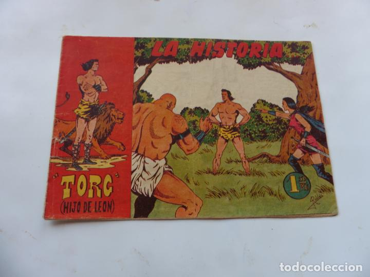 TORG Nº 1 ANDALUZA ORIGINAL (Tebeos y Cómics - Números 1)