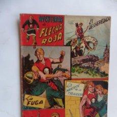 Tebeos: AVENTURAS DE FLECHA ROJA TOMO Nº 1 RICAR ORIGINAL. Lote 212097748