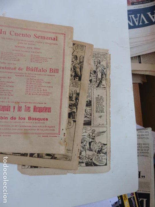 Tebeos: ROBIN DE LOS BOSQUES Nº 1 E FERMA ORIGINAL - Foto 3 - 213316307