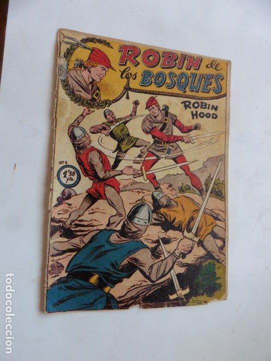 ROBIN DE LOS BOSQUES Nº 1 E FERMA ORIGINAL (Tebeos y Cómics - Números 1)