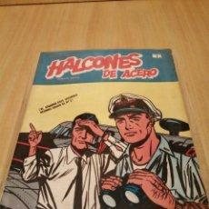Livros de Banda Desenhada: HALCONES DE ACERO. BURULAN CÓMICS. N 1. Lote 213371896