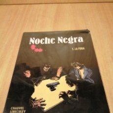 Tebeos: NOCHE NEGRA. N 1 LA FUGA.. Lote 213372536