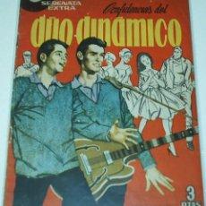 Tebeos: SERENATA EXTRA Nº 1, DUO DINAMICO-TORAY 1959 MUY BUEN ESTADO- LEER DESCR ENVIOS Y VER FOTOS. Lote 214700650