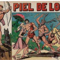 Tebeos: PIEL DE LOBO Nº 1 MAGA 1959- BUEN ESTADO- LEER DESCR Y VER FOTOS. Lote 214708361