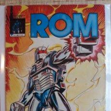 Livros de Banda Desenhada: ROM N°1 -MUNDICOMICS-. Lote 216786538