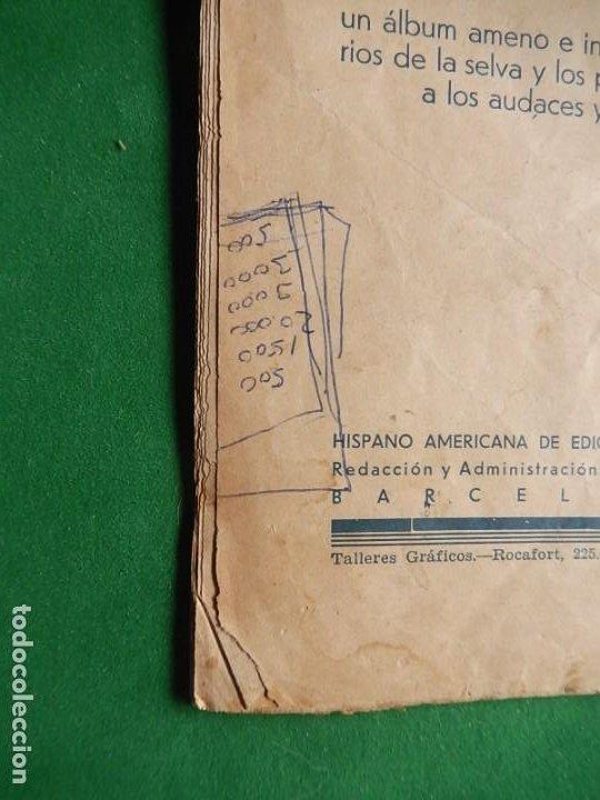 Tebeos: Páginas Cómicas Popeye el Marinero. Colección Audaz. Hispano Americana Ediciones S.A. Barcelona. - Foto 3 - 218414841