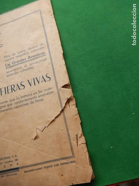 Tebeos: Páginas Cómicas Popeye el Marinero. Colección Audaz. Hispano Americana Ediciones S.A. Barcelona. - Foto 4 - 218414841