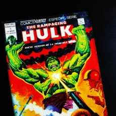Tebeos: BUEN ESTADO THE RAMPAGING HULK 1 MUNDI COMICS VERTICE. Lote 218590386