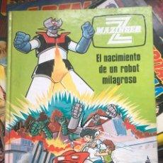 Tebeos: MAZINGER Z EL NACIMIENTO DE UN ROBOT MILAGROSO, NÚMERO 1, 1978. Lote 219316957