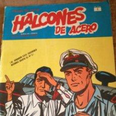 Tebeos: HALCONES DE ACERO. Lote 220242757