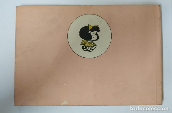 Tebeos: Mafalda 1 - EDICIONES DE LA FLOR - QUINO 1987 - Foto 4 - 220561431