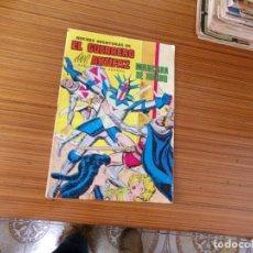 Tebeos: NUEVAS AVENTURAS DEL GUERRERO DEL ANTIFAZ Nº 1 EDITA VALENCIANA. Lote 221695285