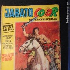 Tebeos: JABATO COLOR EXTRA Nº 1 (3ª ÉPOCA). Lote 222134762