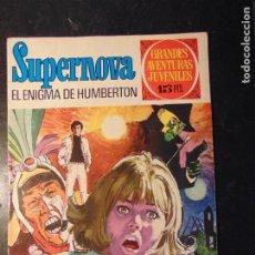 Livros de Banda Desenhada: SUPERNOVA Nº 1. Lote 222135111