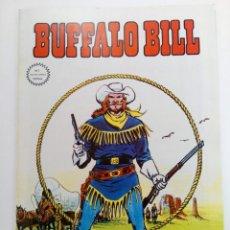 Giornalini: BUFFALO BILL Nº 1 - LOS CAZADORES DE BÚFALOS (SIN USAR, DE DISTRIBUIDORA). Lote 222929060
