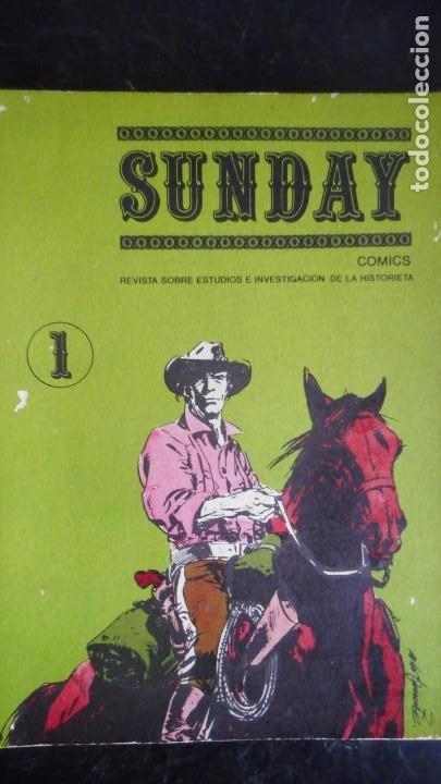 SUNDAY Nº 1 (Tebeos y Cómics - Números 1)