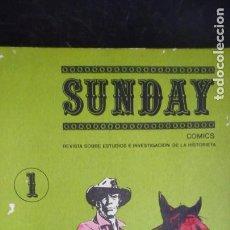 Tebeos: SUNDAY Nº 1. Lote 223624963