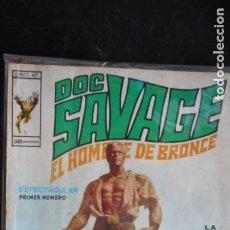 Tebeos: DOC SAVAGE . EL HOMBRE DE BRONCE Nº 1. Lote 223792505