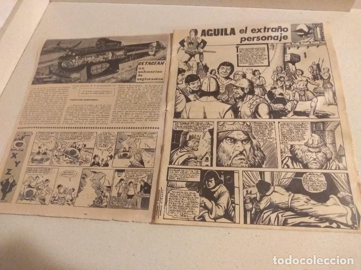 Tebeos: Magnífico Numero 1 Revista Tucan año 1957 de Rollán - Foto 3 - 224779788