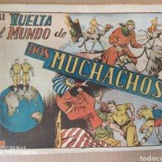 Tebeos: LA VUELTA AL MUNDO DE DOS MUCHACHOS ED.TORAY. Lote 224831778