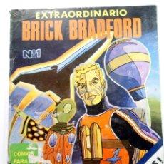Tebeos: EXTRAORDINARIO BRICK BRADFORD Nº 1 - EDICIONES MAISAL. Lote 225155812