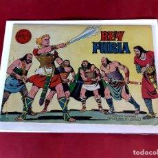 Tebeos: REY FURIA - Nº 1 - VALENCIANA 1961 -EXCELENTE ESTADO. Lote 226606140