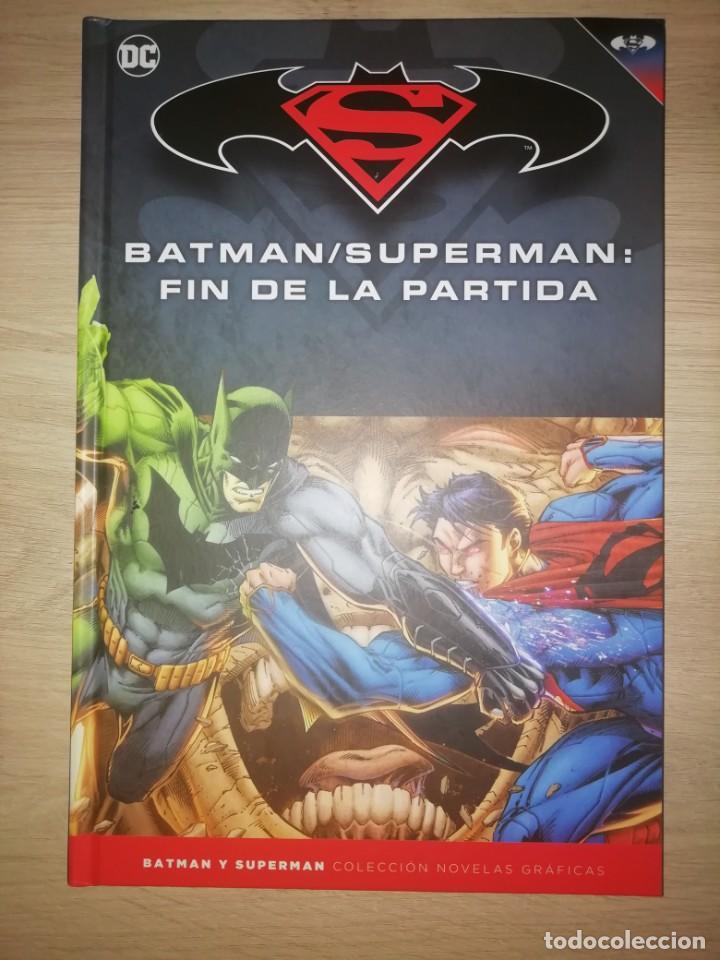 BATMAN/SUPERMAN: FIN DE LA PARTIDA (Tebeos y Cómics - Números 1)