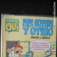 Livros de Banda Desenhada: PEPE GOTERA Y OTILIO Nº 1. Lote 227987480