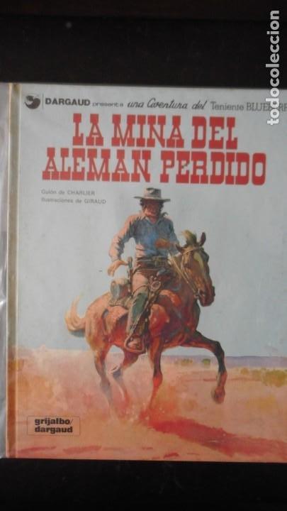 BLUEBERRY . LA MINA DEL ALEMÁN PERDIDO Nº 1 (Tebeos y Cómics - Números 1)