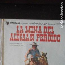 Tebeos: BLUEBERRY . LA MINA DEL ALEMÁN PERDIDO Nº 1. Lote 227987720