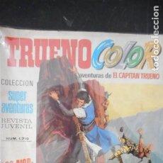 Tebeos: TRUENO COLOR Nº 1 (SEGUNDA ÉPOCA). Lote 227997240