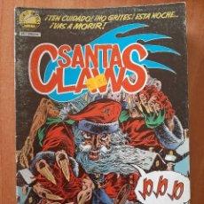 Tebeos: Nº 1 SANTA CLAUS : LAS GARRAS DE SANTA CLAUS. Lote 229730230
