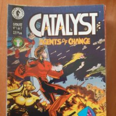 Tebeos: Nº 1 CATALYST AGENTS OF CHANGE. Lote 229731440
