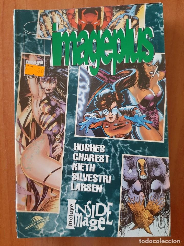 Nº 1 IMAGEPLUS INCLUYE INSIDE MAGEL (Tebeos y Cómics - Números 1)