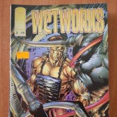 Tebeos: Nº 1 WETWORKS. Lote 229760085