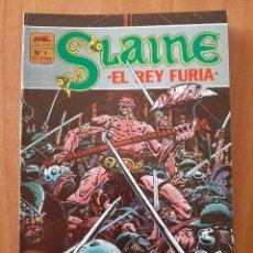 Tebeos: Nº 1 SLAINE : EL REY FURIA. Lote 229760410