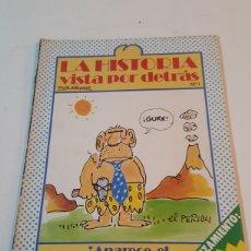 Giornalini: COMIC LA HISTORIA VISTA POR DETRAS N° 1 PERICH ROMEO VENTURA. Lote 230623515