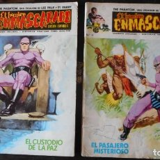 Tebeos: EL HOMBRE ENMASCARADO Nº 1 Y 2. Lote 231313410