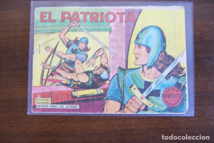 EL PATRIOTA Nº 1 VALENCIANA (Tebeos y Cómics - Números 1)