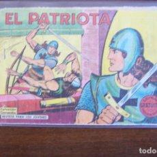 Giornalini: EL PATRIOTA Nº 1 VALENCIANA. Lote 232466900
